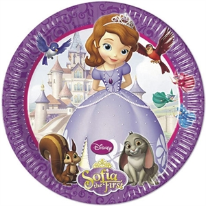 Sofia The First Tabak 8'li