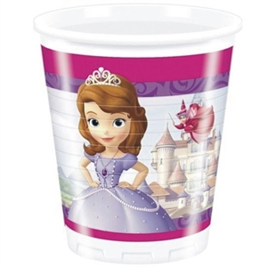 Sofia The First Bardak 8'li