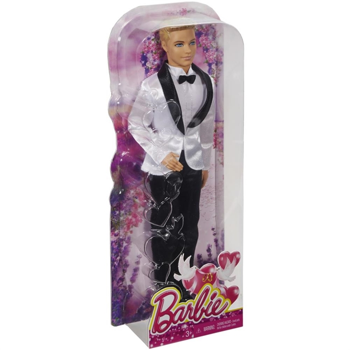 Barbie Damat Ken DHC36