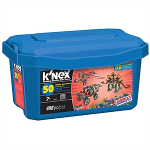 K'Nex 50 Farklı Model Building Set Knex 12420