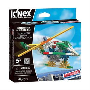 K'Nex Helikopter Building Set Knex 17036