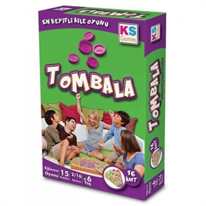 KS Games Tombala Oyunu