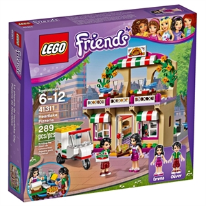 Lego Friends Heartlake Pizzeria 41311