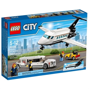 Lego City Airport VIP Ser 60102