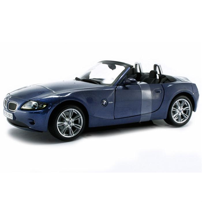 Maisto Bmw Z4 1:18 Model Araba S/E Mavi