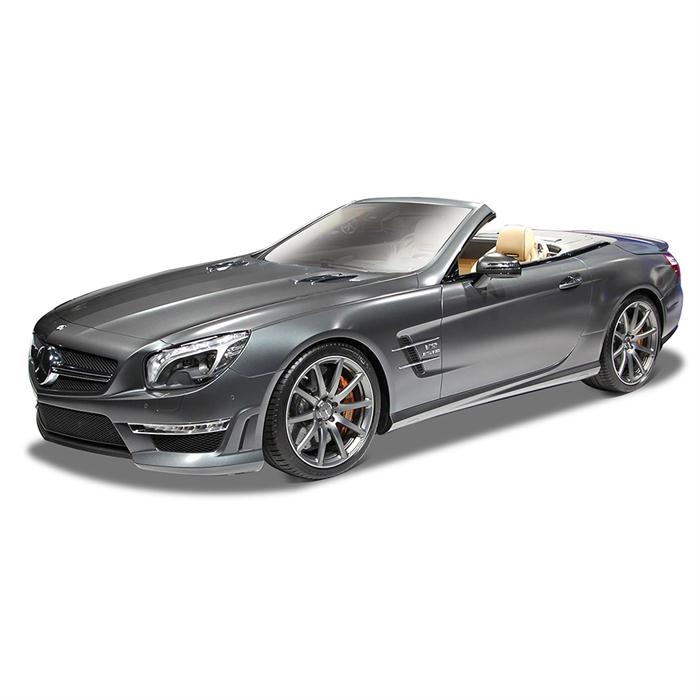 Maisto Mercedes-Benz Sl 65 AMG 1:18 Model Araba P/E