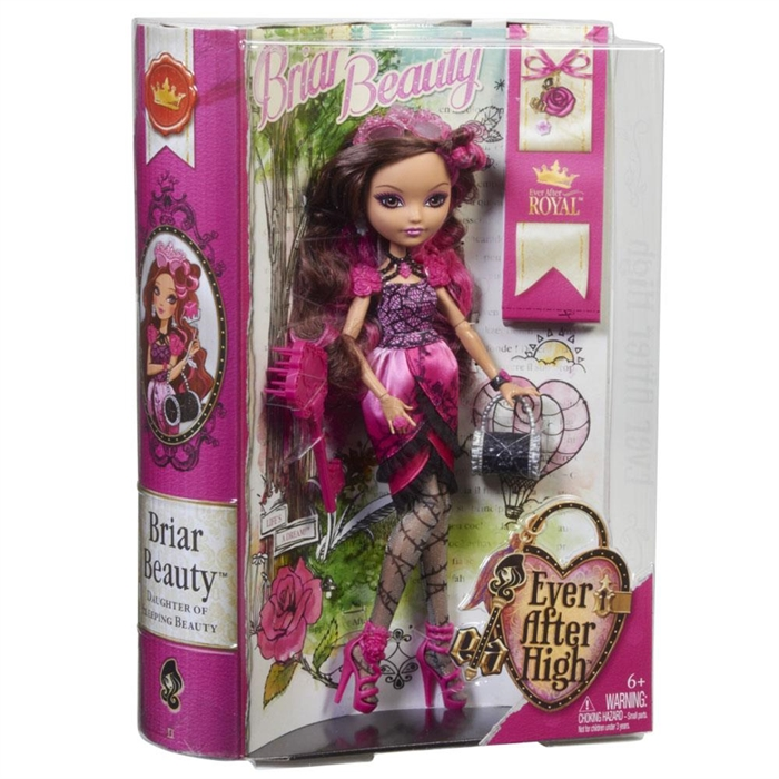 Ever After High Uyuyan Güzel'in Kızı
