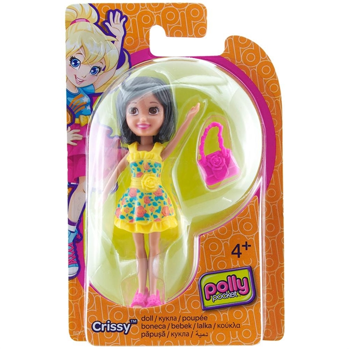 Polly Pocket Bebekler Crissy Model 4