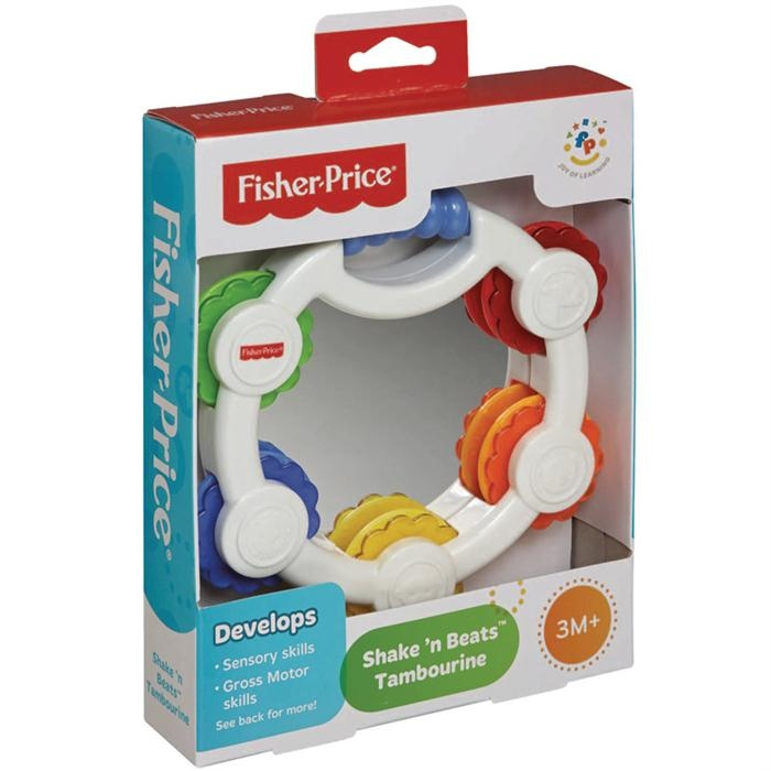 Fisher-Price Renkli Tef