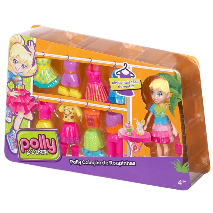 Polly Pocket Polly'in Moda Koleksiyonu CFY29