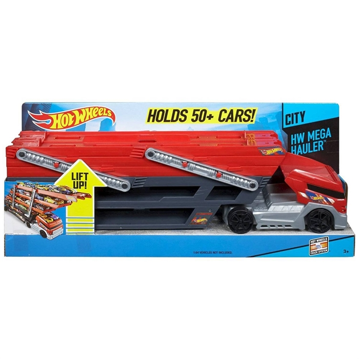 Hot Wheels City Mega Oyuncak Tır
