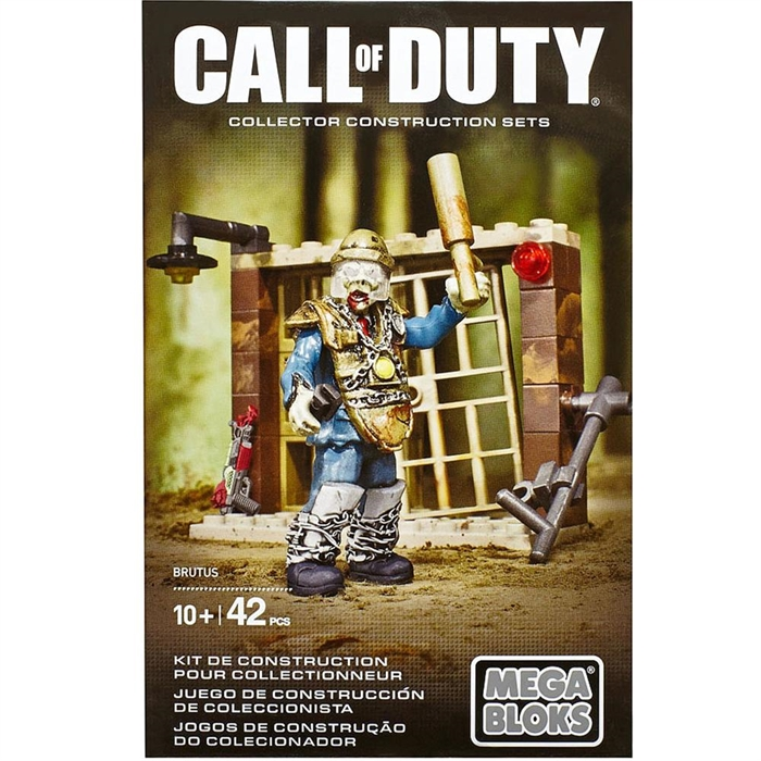 Mega Bloks Call Of Duty Tactical Unit Brutus Oyun Seti