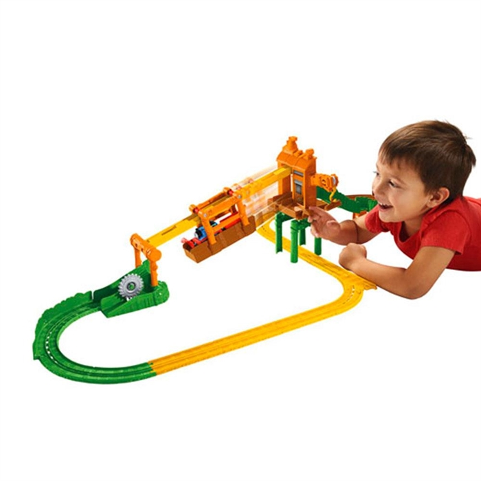 Fisher-Price Thomas Misty Island Tepeden Kayma Seti