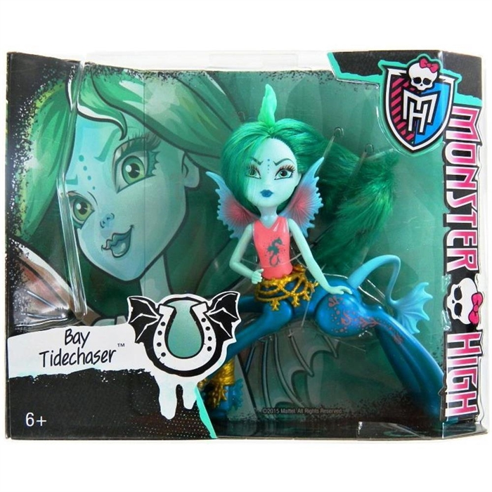 Monster High Fright-Mares Bay Tidechase