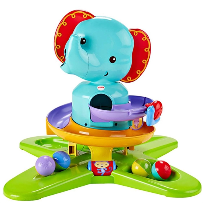 Fisher-Price Sürprizli Fil
