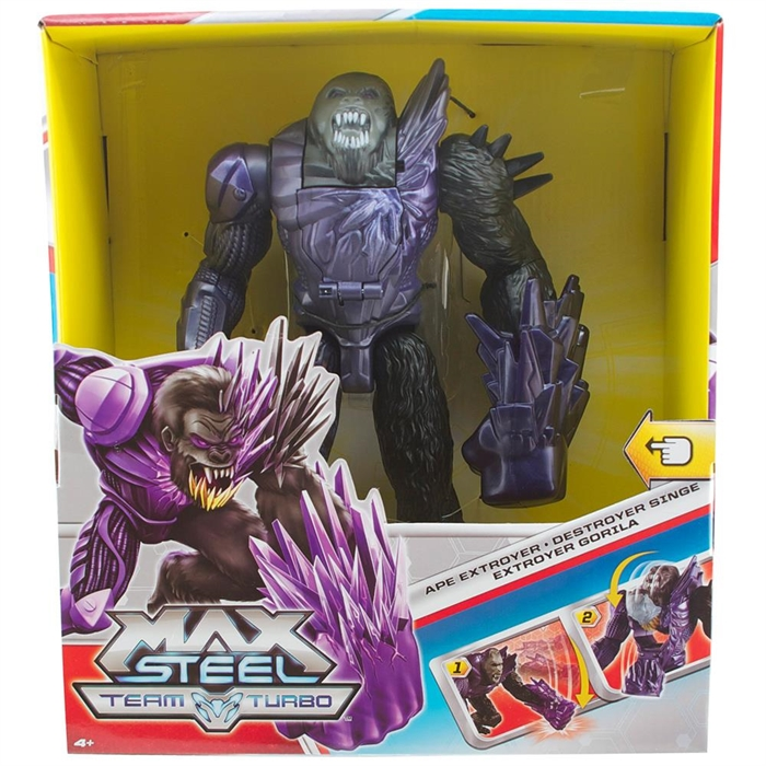 Max Steel Ape Extroyer