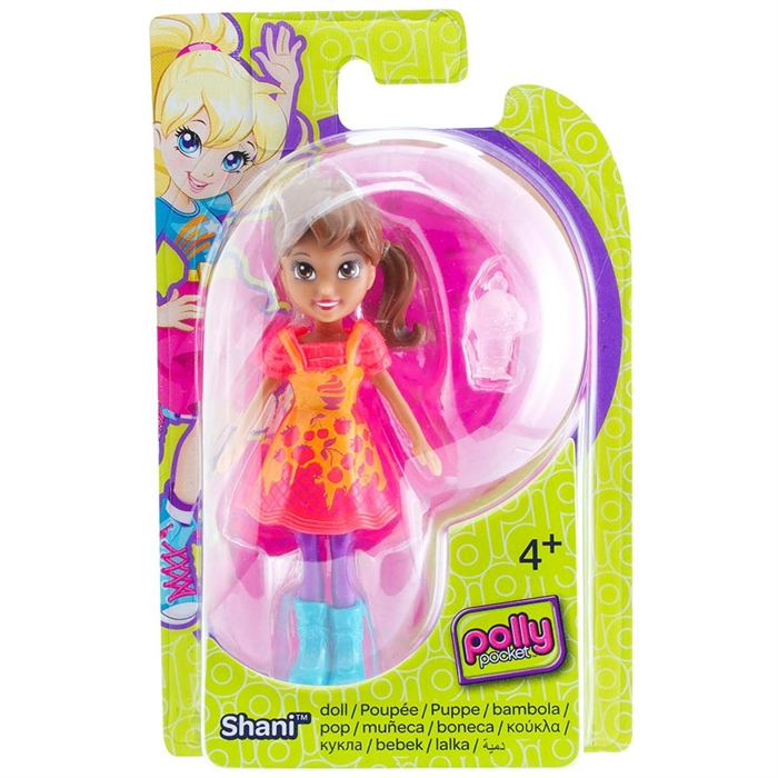 Polly Pocket Shani Bebek DHY21
