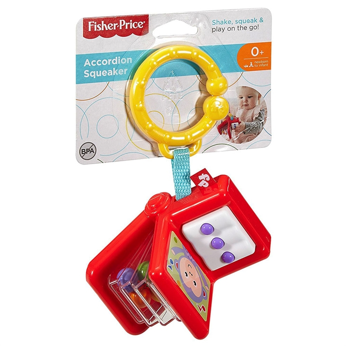 Fisher-Price Akordiyon Çıngırak