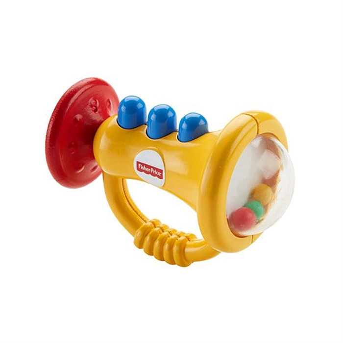 Fisher Price Trompet Çıngırak