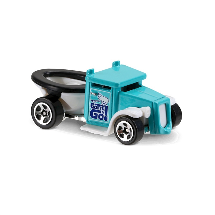 Hot Wheels Gotta Go Metal Oyuncak Araba 7 cm