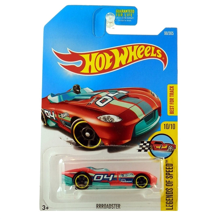 Hot Wheels Rrroadster Metal Oyuncak Araba 7 cm