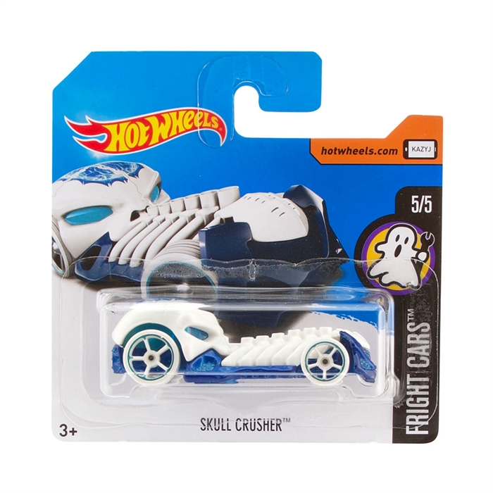Hot Wheels Skull Crusher Metal Ouncak Araba