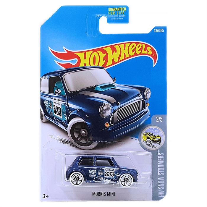 Hot Wheels Morris Mini Metal Oyuncak Araba 7 cm