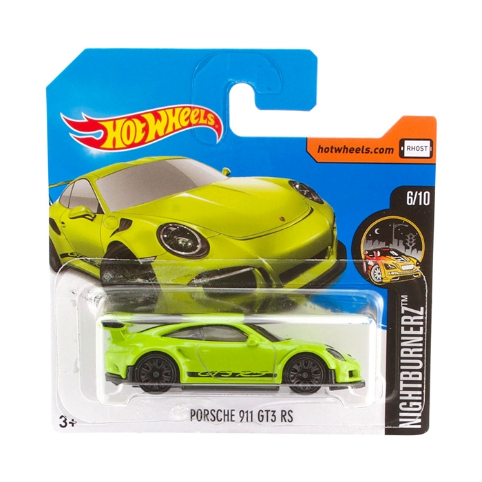 Hot Wheels Porsche 911 GT3 RS Metal Oyuncak Araba