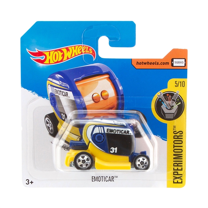 Hot Wheels Emoticar Metal Oyuncak Araba