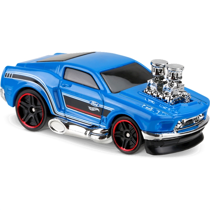 Hot Wheels 68 Mustang Metal Oyuncak Araba 7 cm