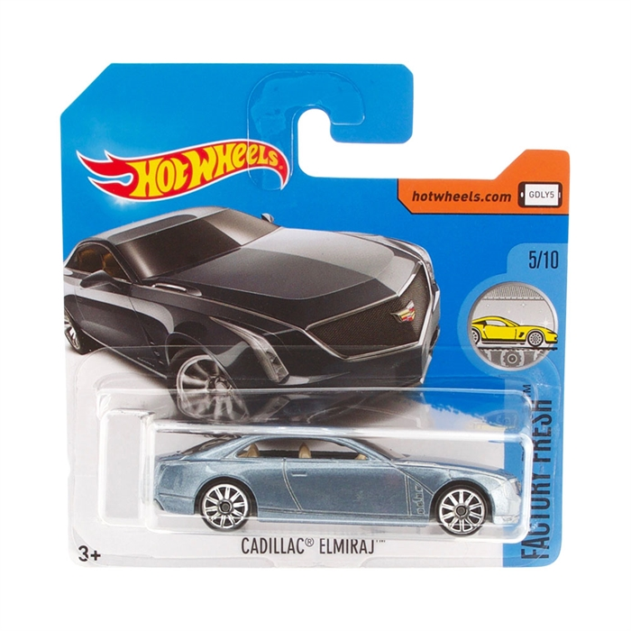 Hot Wheels Cadillac Elmiraj Metal Oyuncak Araba