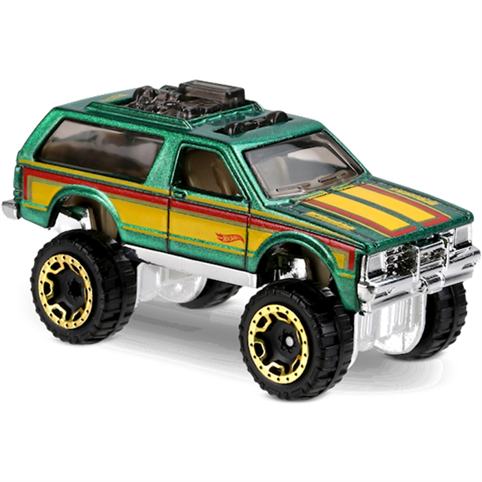 Hot Wheels Chevy Blazer 4x4 Metal Oyuncak Araba 7 cm