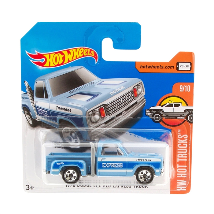 Hot Wheels 1978 Dodge Li'l Red Metal Oyuncak Araba