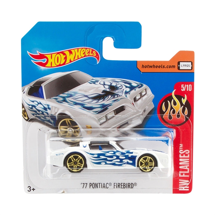 Hot Wheels 77 Pontiac Firebird Metal Oyuncak Araba