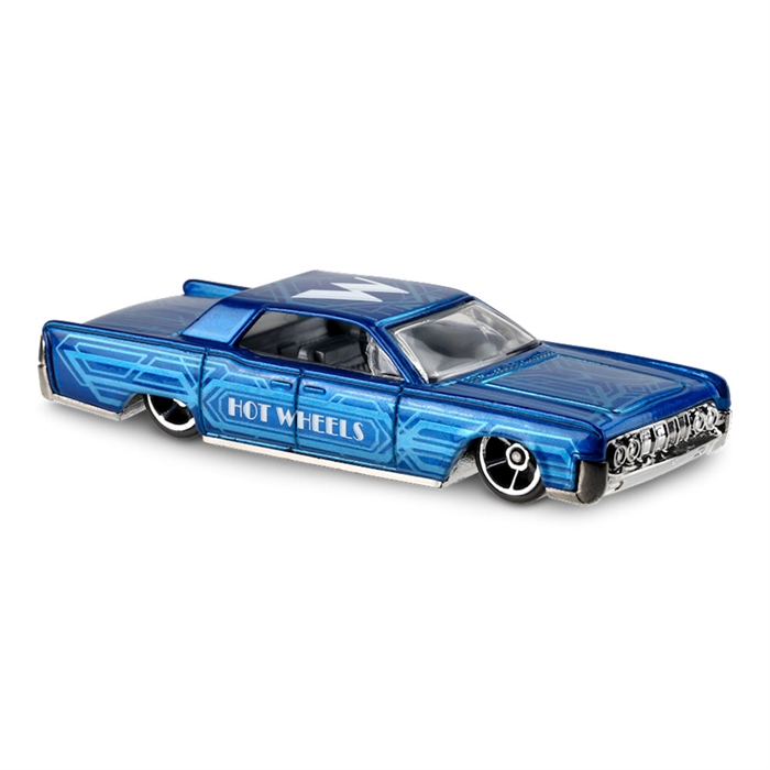 Hot Wheels 64 Lincoln Continental Metal Oyuncak Araba 7 cm