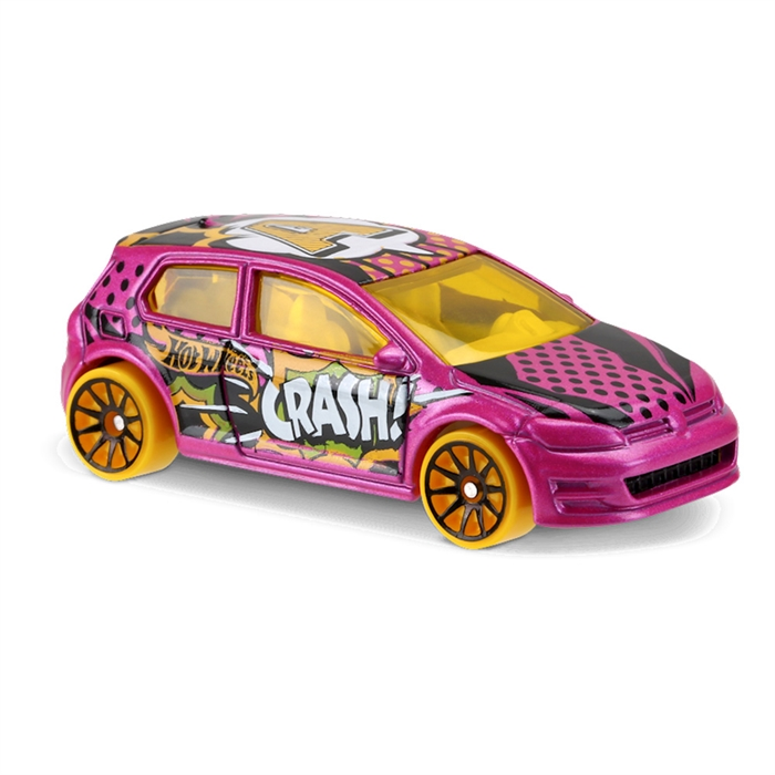 Hot Wheels Volkswagen Golf MK7 Metal Oyuncak Araba 7 cm