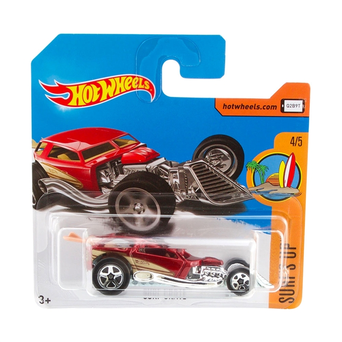 Hot Wheels Surf Crate Metal Oyuncak Araba