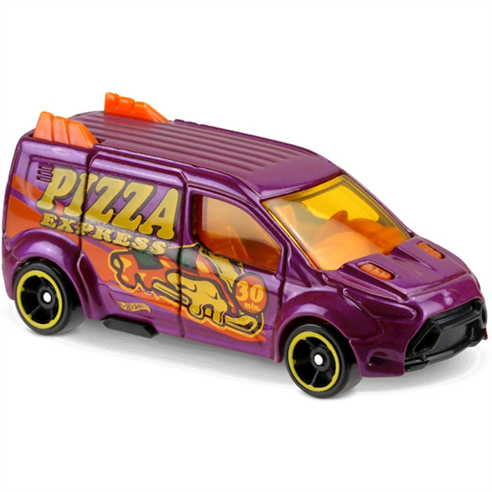 Hot Wheels Ford Transit Connect Metal Oyuncak Araba