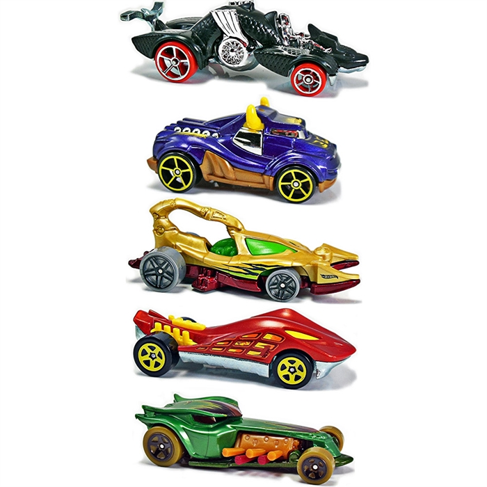 Hot Wheels Beşli Araba Seti DVF93
