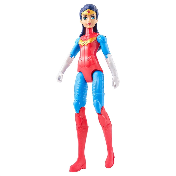 DC Super Hero Girls Wonder Woman Figür ve Araç Oyun Seti