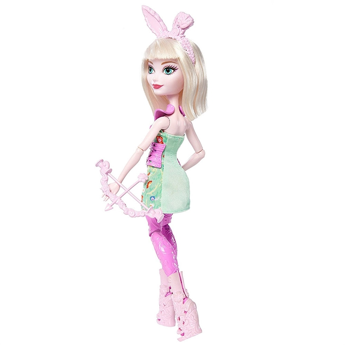 Ever After High Okçuluk Kulübü Prensesleri Bunny Blanc