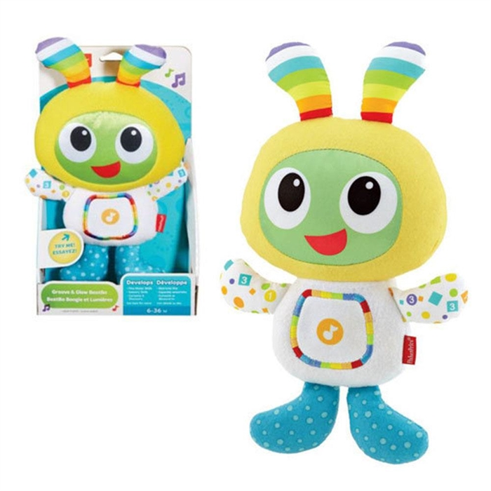 Fisher-Price Peluş Beatbo