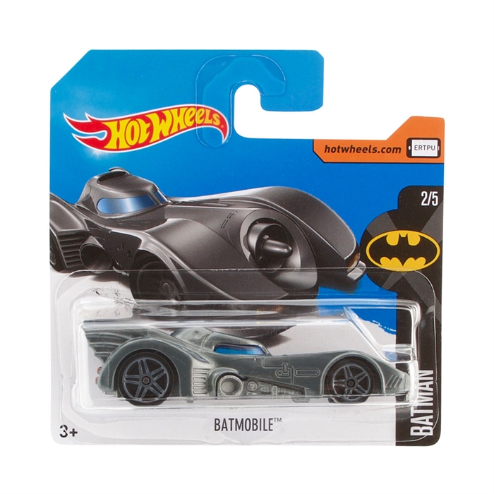 Hot Wheels Batmobile Metal Oyuncak Araba 7 cm