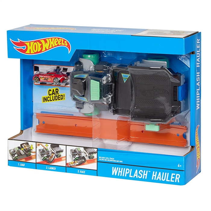 Hot Wheels Whiplash Kurtarma Ekibi Oyun Seti