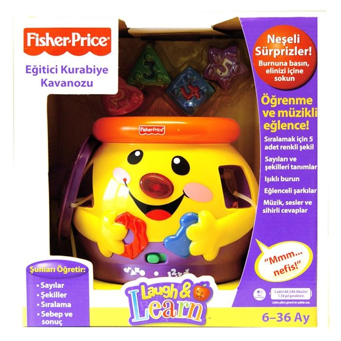 Fisher-Price Kurabiye Kavanozu