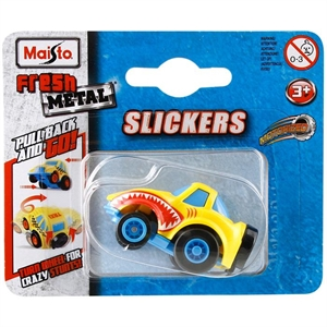 Maisto Fresh Metal Slickers Speeder Oyuncak Araba