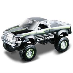 Maisto Lifters Dodge Ram Metal Model Kit 11 cm