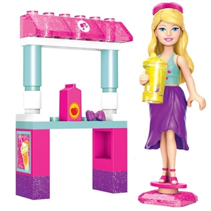 Mega Bloks Barbie Tropical Treats Oyun Seti