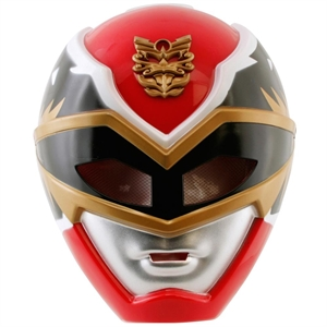 Rubies Power Rangers Mega Force Red Ranger Maske