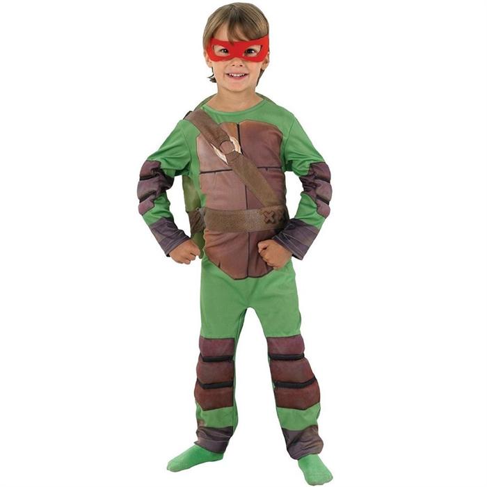 Ninja Kaplumbağalar çocuk Kostümü 5 6 Yaş Locopoco Oyuncak